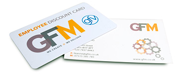 business card printing essex